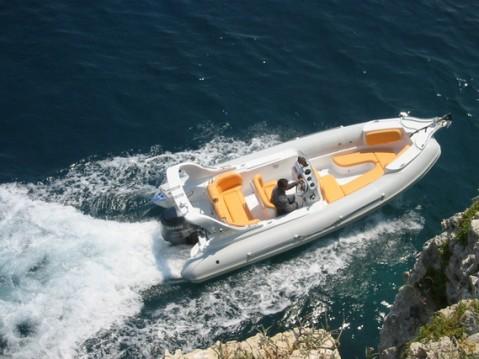 Motorboot mieten in Primošten -  AGA Marine Spirit 640