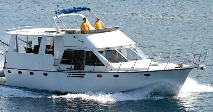 Motorboot mit oder ohne Skipper  mieten in Primošten