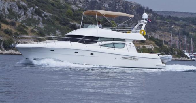 Yacht-Charter in Primošten - Jeanneau Jeanneau Prestige 46 Fly auf SamBoat