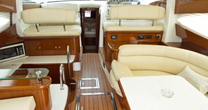 Motorboot mieten in Primošten - Jeanneau Jeanneau Prestige 46 Fly