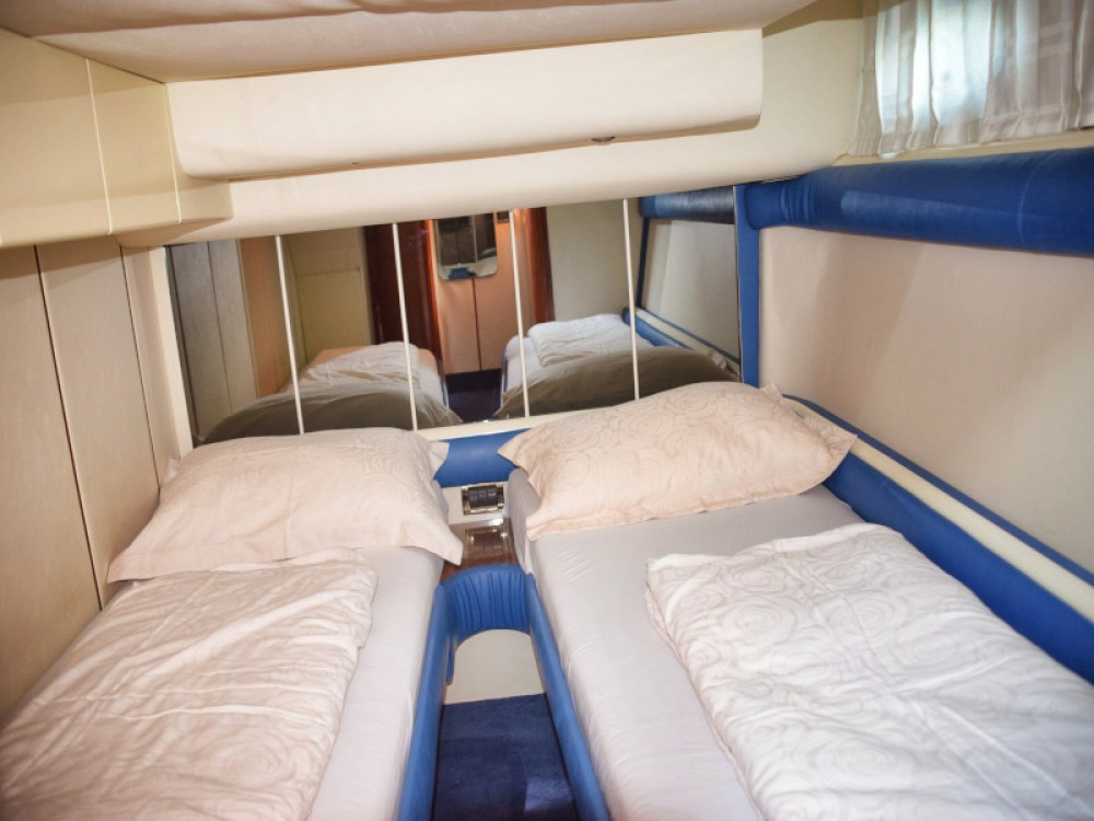 Motorboot mieten in Primošten - Fairline Fairline Targa 48