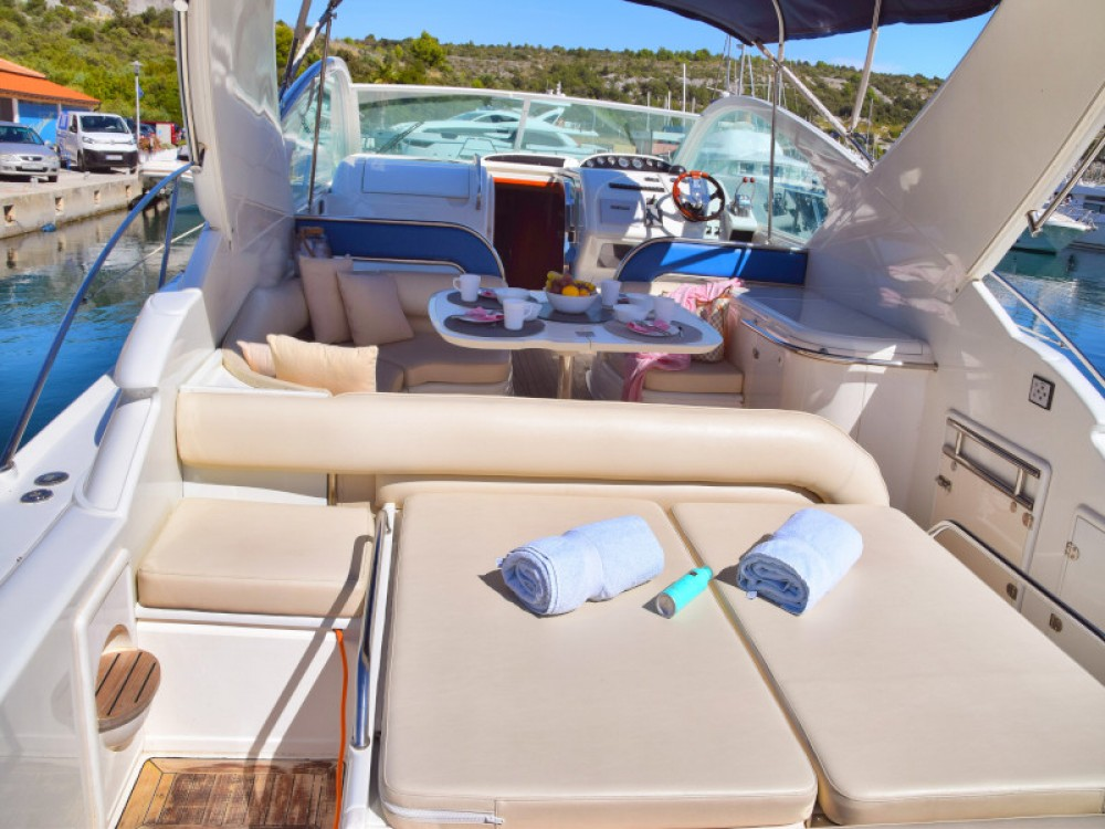 Yacht-Charter in Primošten - Fairline Fairline Targa 48 auf SamBoat