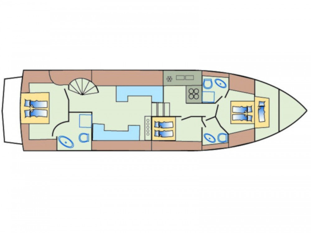Bootsverleih  Johnson 56 Primošten Samboat