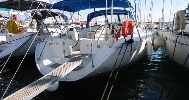 Yacht-Charter in Athen - Jeanneau Sun Odyssey 45.2 auf SamBoat