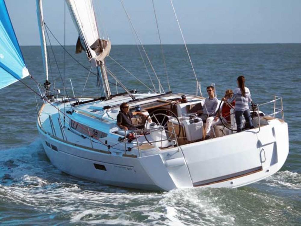Bootsverleih Álimos günstig Sun Odyssey 469