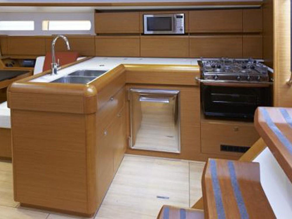 Segelboot mieten in Álimos - Jeanneau Sun Odyssey 469