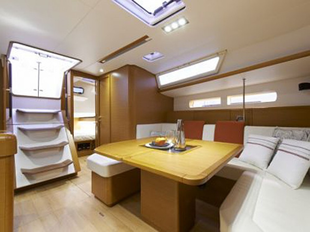Bootsverleih Jeanneau Sun Odyssey 469 Álimos Samboat