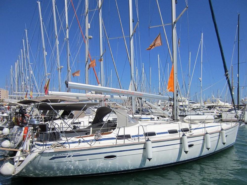 Yacht-Charter in Palma - Bavaria Bavaria 46 Cruiser auf SamBoat