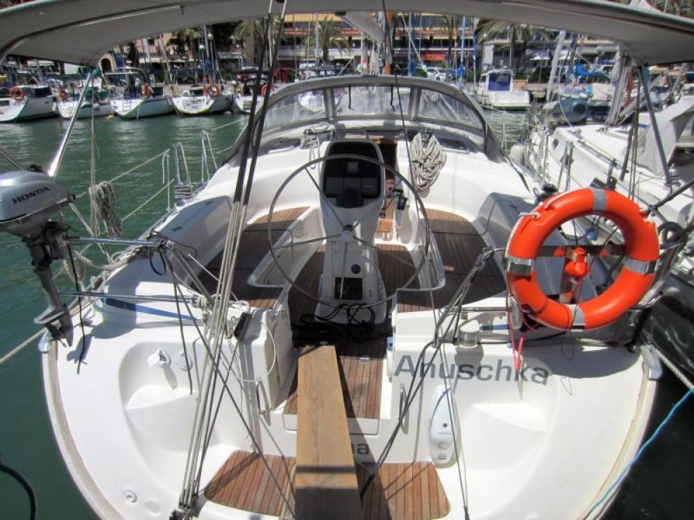 Bavaria Bavaria 39 Cruiser zwischen Privatpersonen und professionellem Anbieter Palma