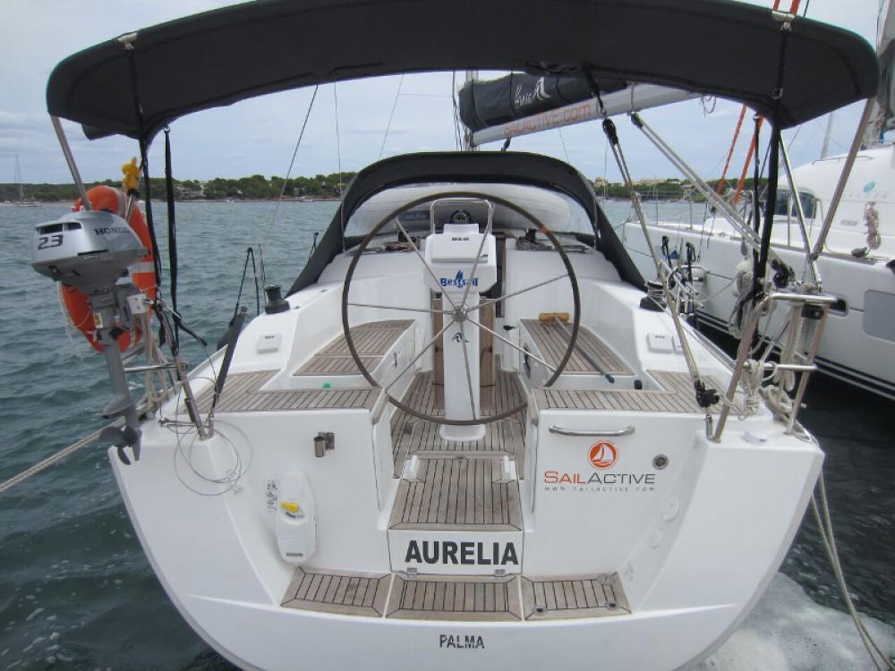Segelboot mit oder ohne Skipper Hanse mieten in Palma