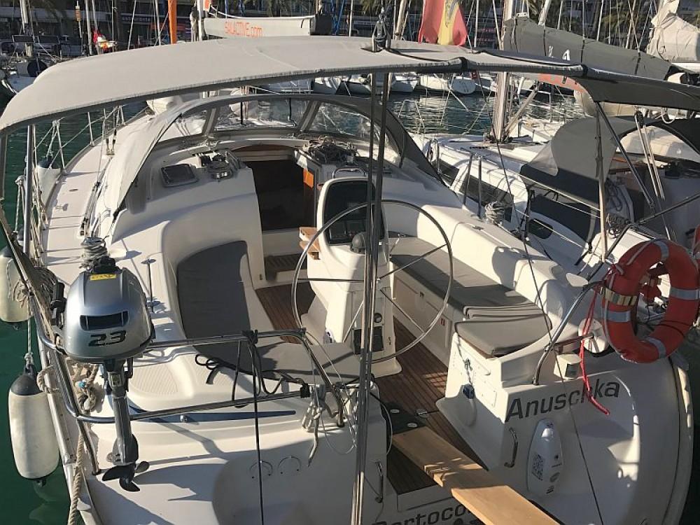 Segelboot mieten in Palma - Bavaria Bavaria 39 Cruiser