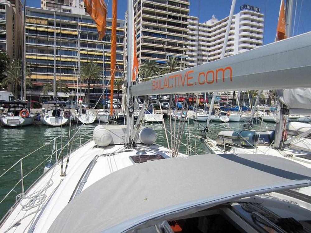 Segelboot mit oder ohne Skipper Bavaria mieten in Palma