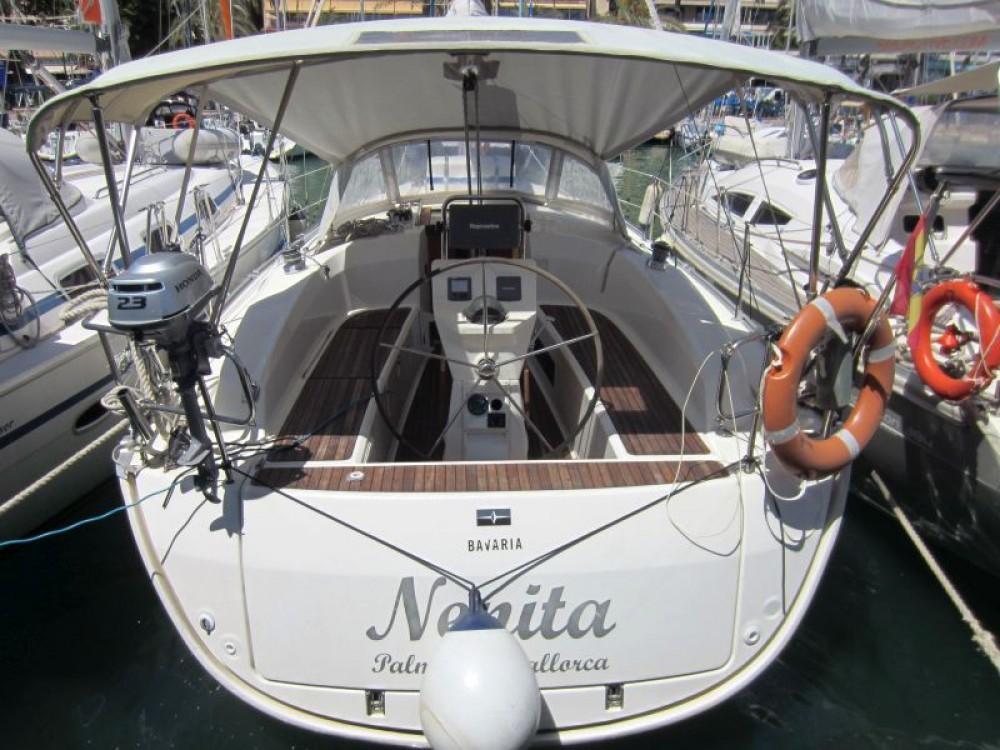 Bavaria Bavaria Cruiser 32 zwischen Privatpersonen und professionellem Anbieter
