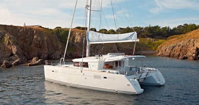 Lagoon Lagoon 450 zwischen Privatpersonen und professionellem Anbieter Palma de Mallorca