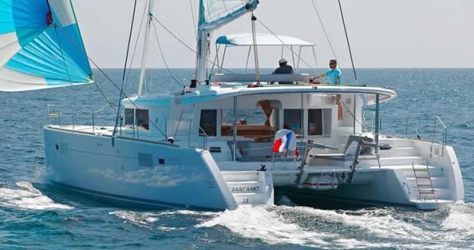 Bootsverleih Palma de Mallorca günstig Lagoon 450