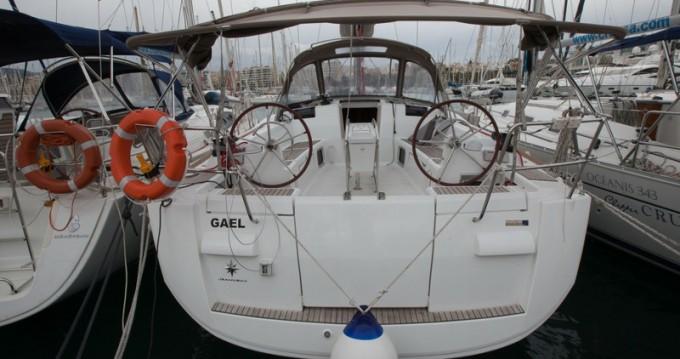 Bootsverleih Palma de Mallorca günstig Sun Odyssey 439