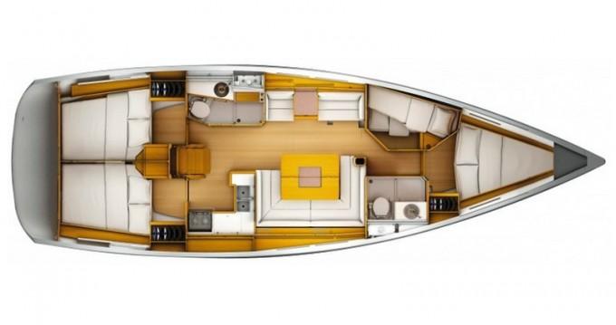 Bootsverleih Jeanneau Sun Odyssey 439 Palma de Mallorca Samboat