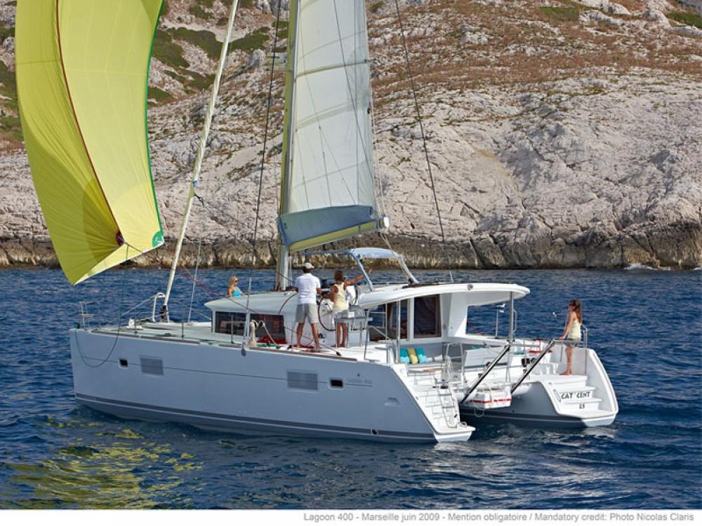 Yacht-Charter in Palma - Lagoon Lagoon 400 S2 auf SamBoat