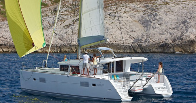 Katamaran mieten in Palma de Mallorca - Lagoon Lagoon 400 S2