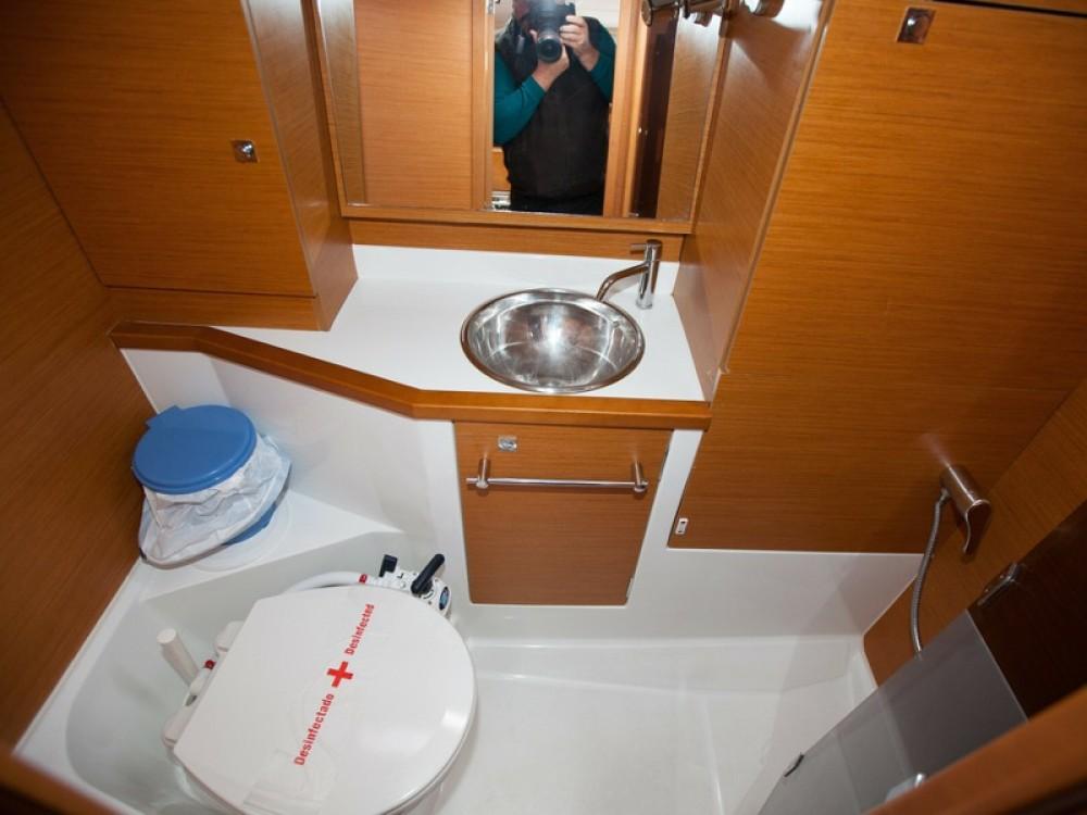 Segelboot mieten in Palma - Jeanneau Sun Odyssey 379