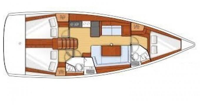 Yacht-Charter in Palma de Mallorca - Bénéteau Oceanis 41 auf SamBoat