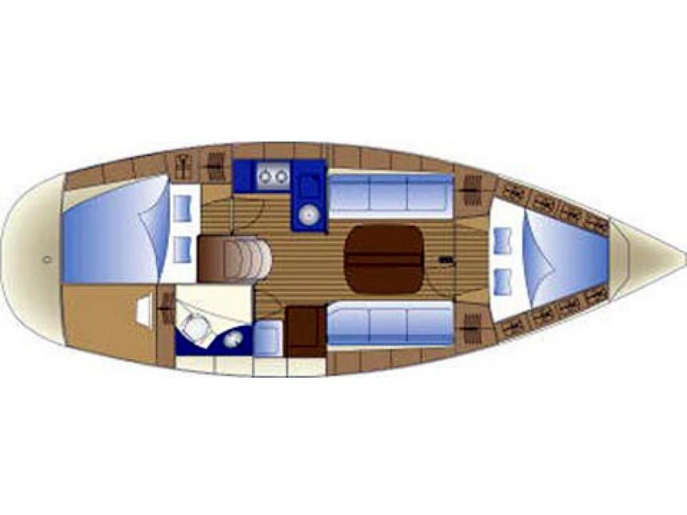 Bootsverleih Trau günstig Bavaria Cruiser 32