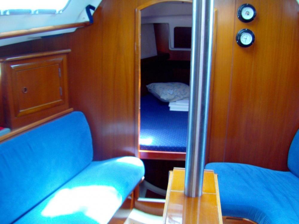 Bootsverleih Bénéteau Beneteau Oceanis 331 Clipper Trau Samboat