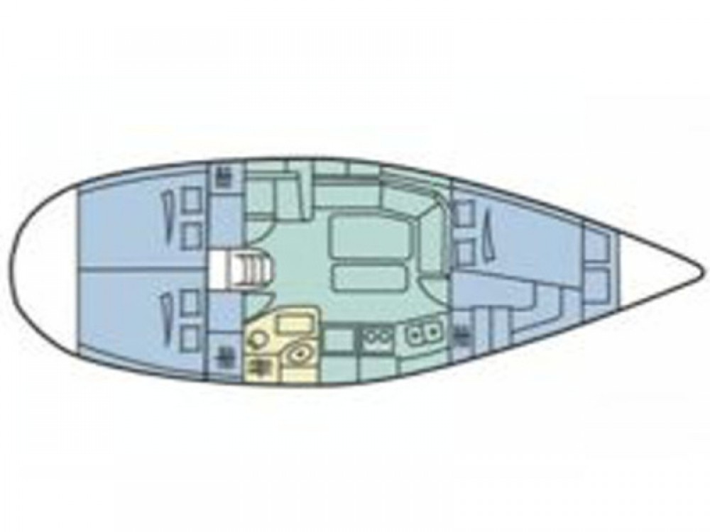 Yacht-Charter in Trau - Dufour Dufour 36 Classic auf SamBoat