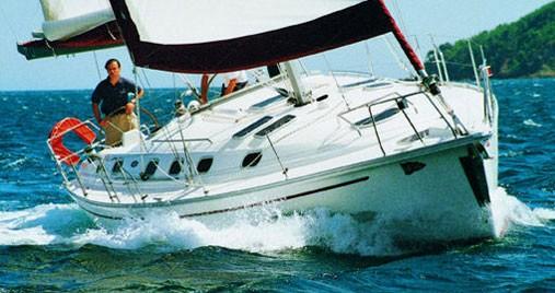 Ein Dufour Gib Sea 43 mieten in Trogir