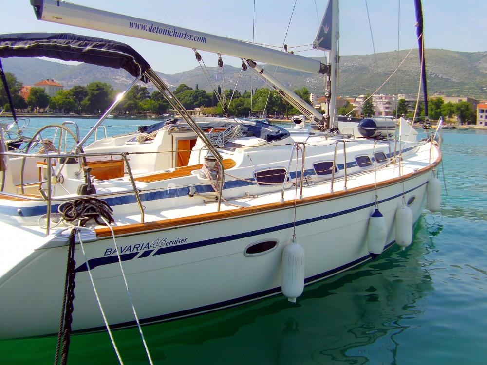 Ein Bavaria Bavaria 46 Cruiser mieten in Trau