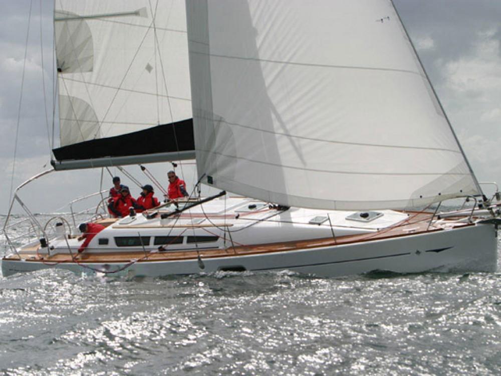 Bootsverleih Keramoti günstig Sun Odyssey 42 i