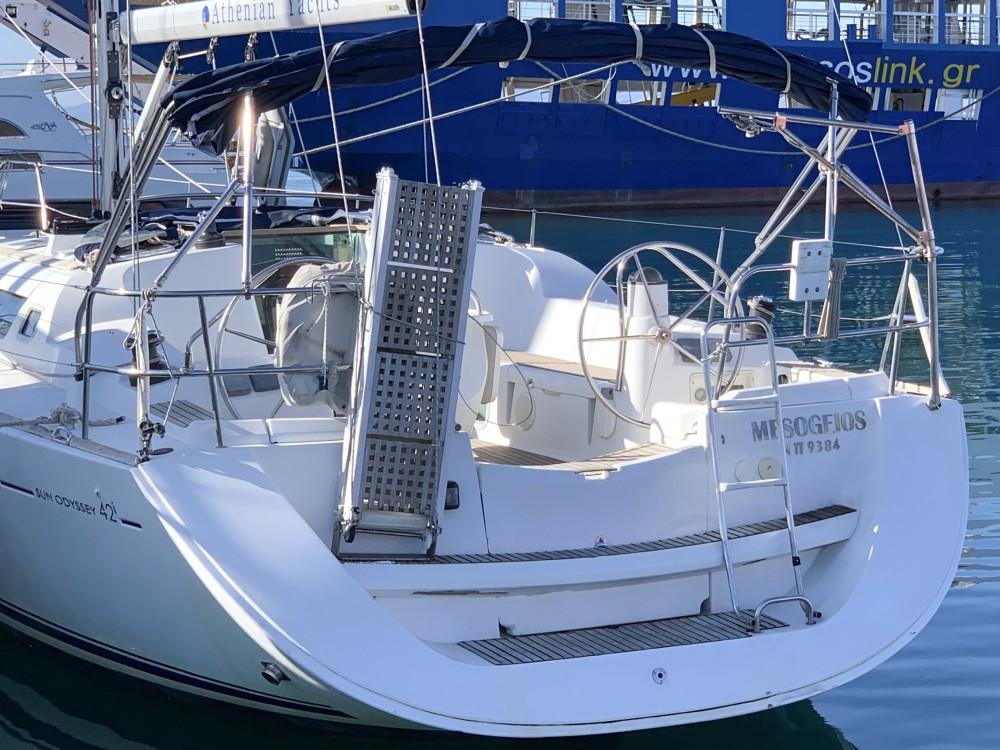 Segelboot mit oder ohne Skipper Jeanneau mieten in Keramoti