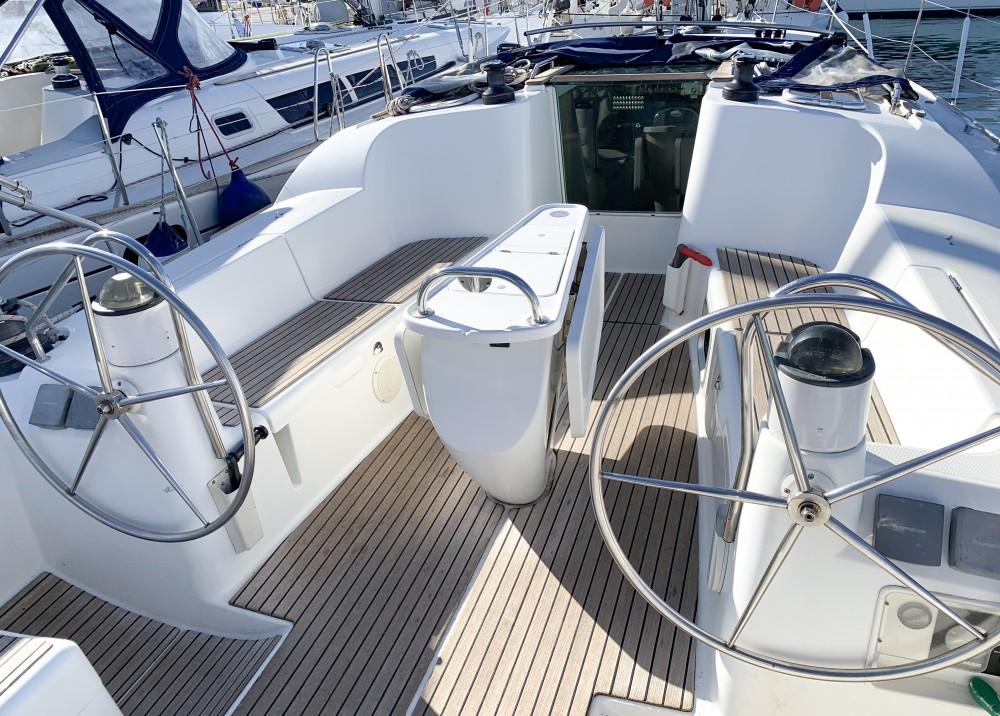 Segelboot mieten in Keramoti - Jeanneau Sun Odyssey 42 i