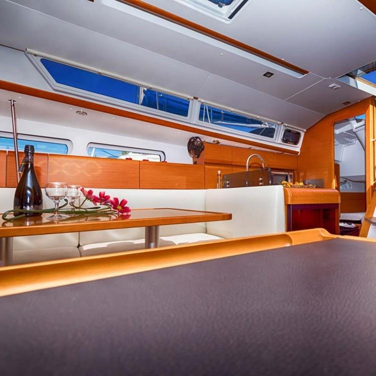 Segelboot mieten in Keramoti - Jeanneau Sun Odyssey 409
