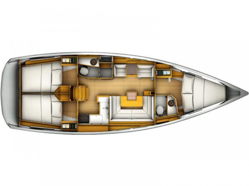 Segelboot mieten in Keramoti zum besten Preis