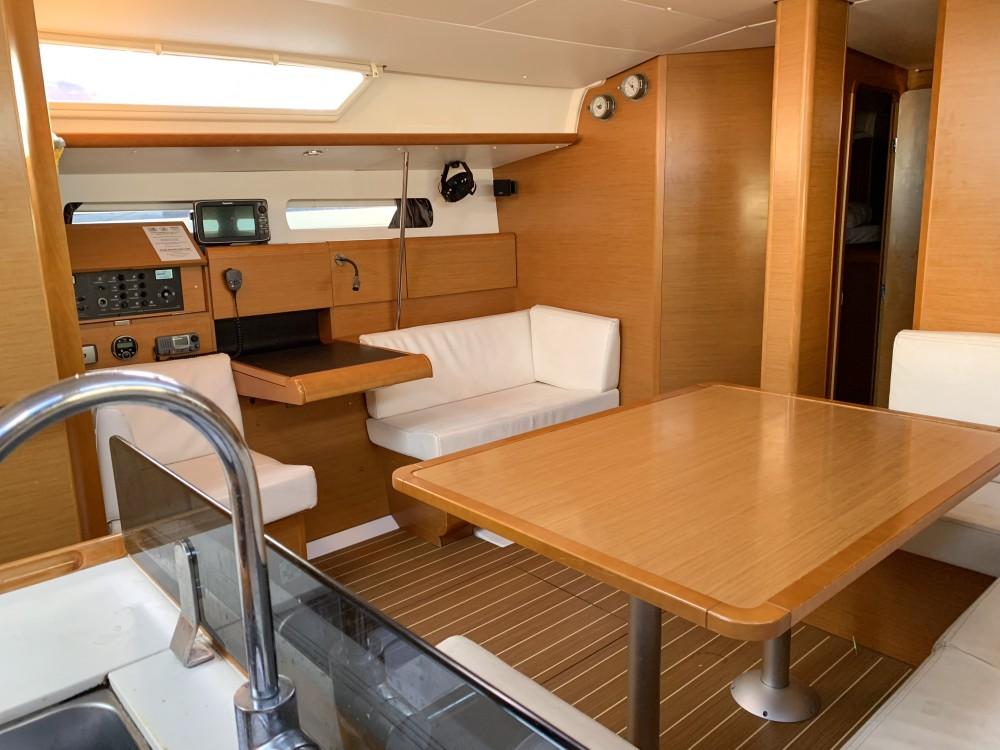 Yacht-Charter in Keramoti - Jeanneau Sun Odyssey 439 auf SamBoat