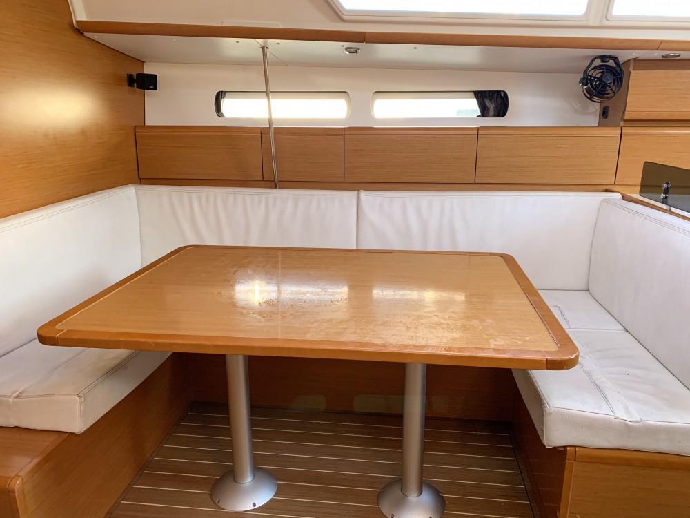Segelboot mieten in Keramoti - Jeanneau Sun Odyssey 439