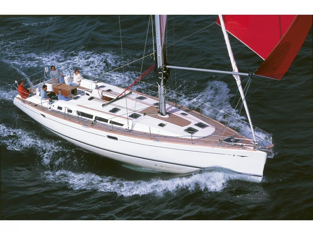 Segelboot mieten in Keramoti - Jeanneau Sun Odyssey 49