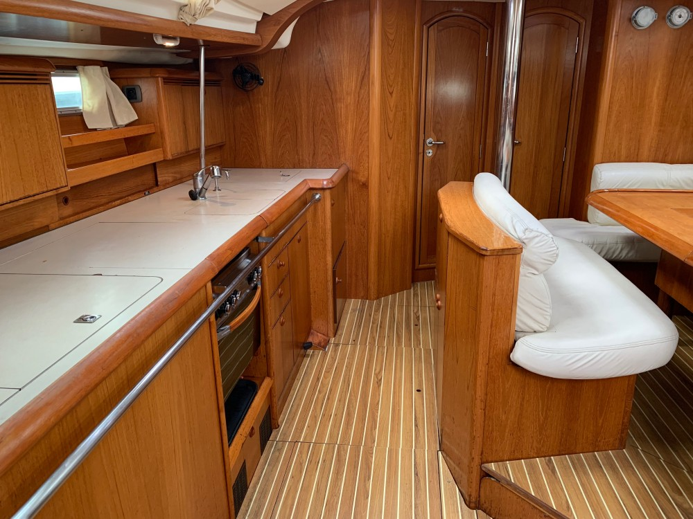 Yacht-Charter in Keramoti - Jeanneau Sun Odyssey 49 auf SamBoat