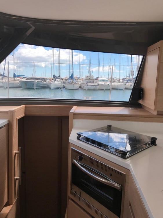 Yacht-Charter in Golfo Aranci - Nautitech Nautitech Open 40 auf SamBoat