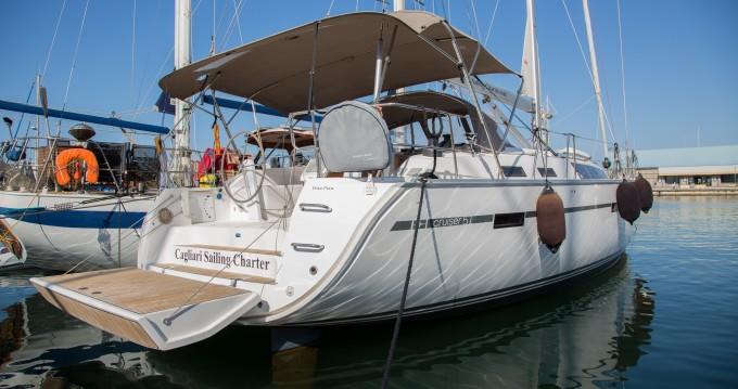 Bootsverleih Cagliari günstig Cruiser 51