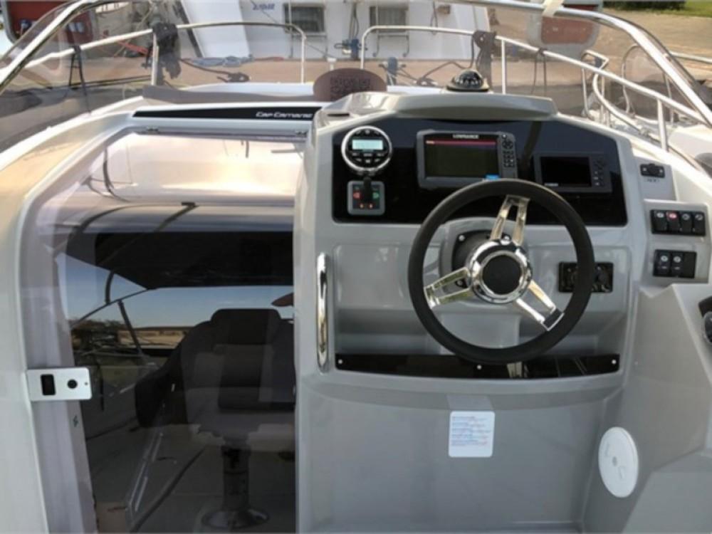Yacht-Charter in Zadar - Jeanneau Cap Camarat 7.5 WA Serie 2 auf SamBoat