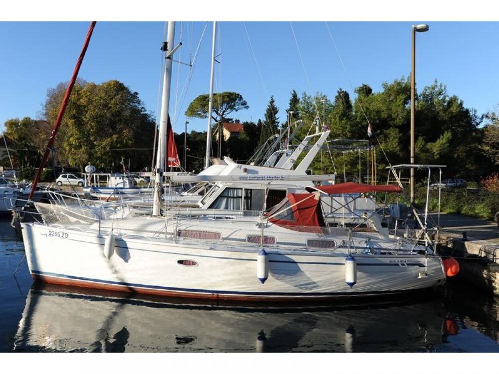 Segelboot mit oder ohne Skipper Bavaria mieten in Grad Zadar
