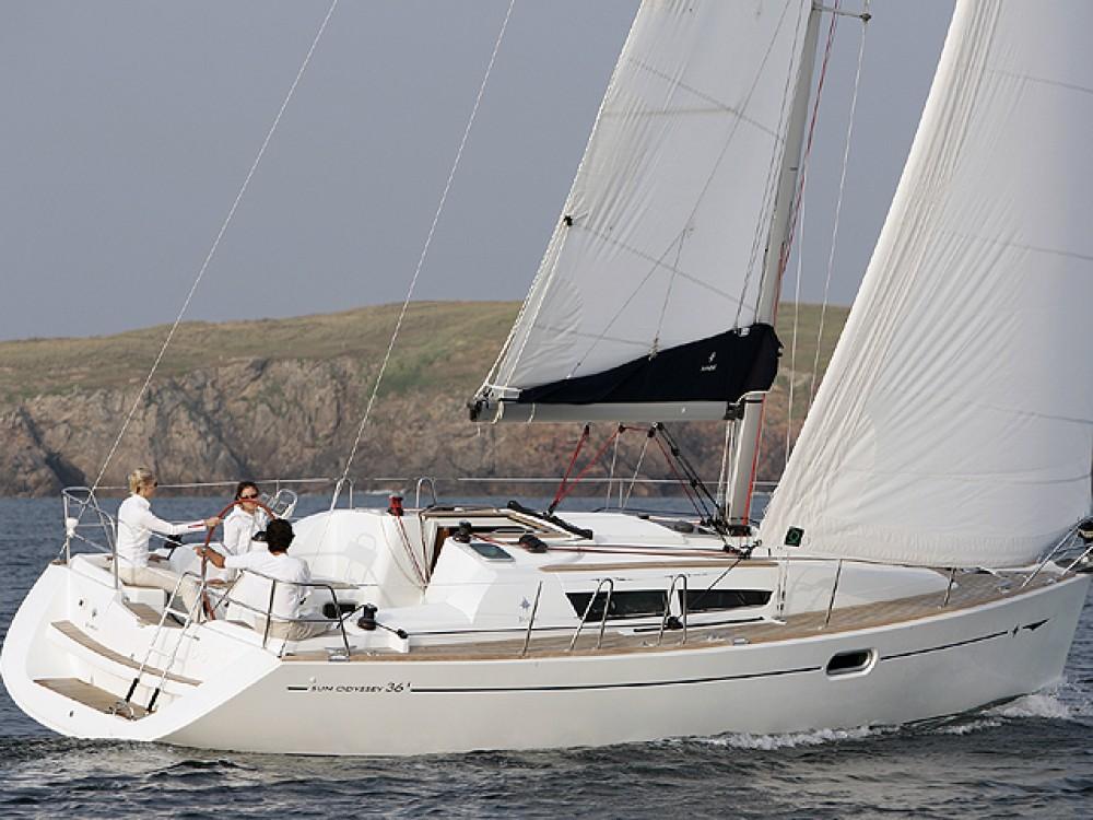 Segelboot mieten in Sant Antoni de Portmany - Jeanneau JEANNEAU SO 36i