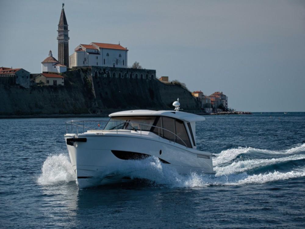 Motorboot mieten in  - Greenline Greenline 39