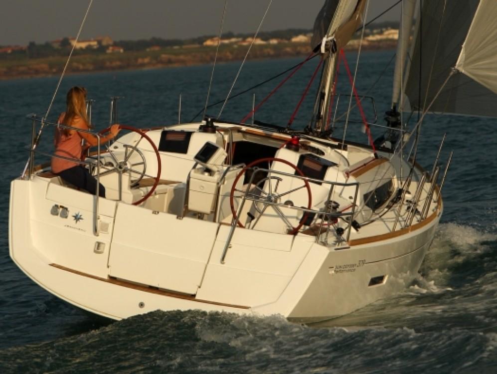 Bootsverleih Jeanneau JEANNEAU SO 379 Sant Antoni de Portmany Samboat