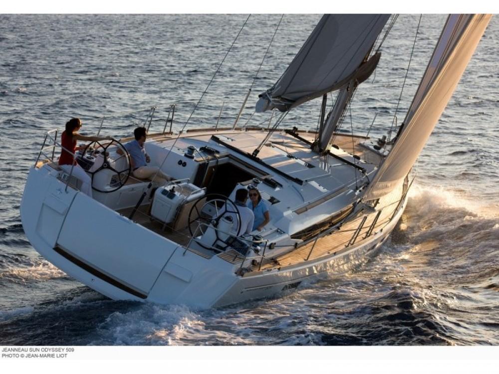 Segelboot mieten in Sant Antoni de Portmany zum besten Preis