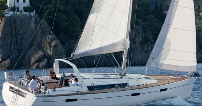 Segelboot mieten in Tivat - Bénéteau Oceanis 45