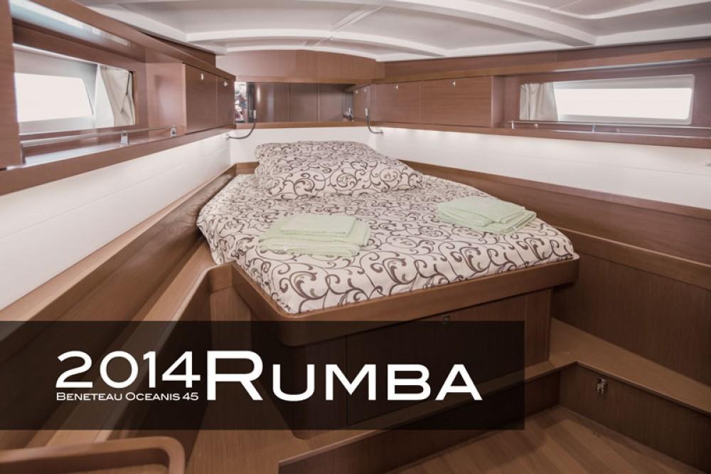 Segelboot mieten in Tivat zum besten Preis