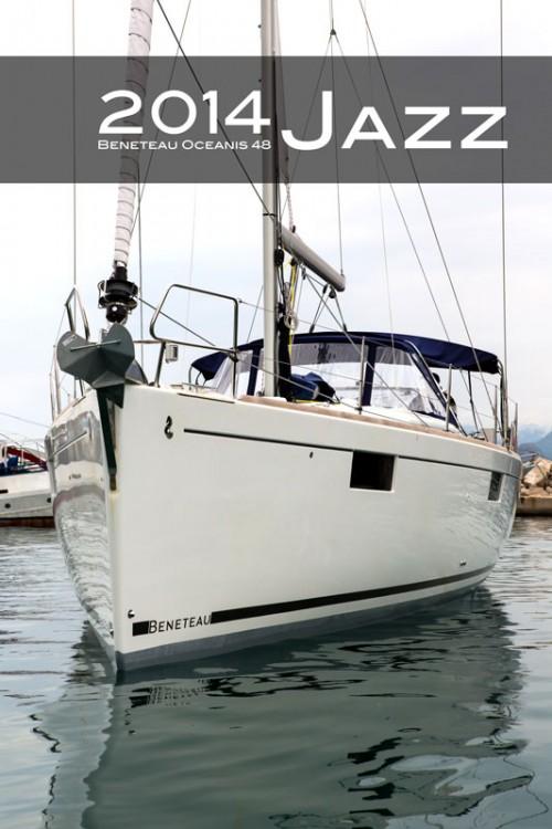Bootsverleih  günstig Oceanis 48 (4 cabins)